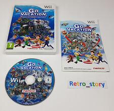 Nintendo Wii - Go Vacation - PAL - FRA