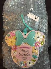 Disney Flower and Garden Festival Ceramic Ornament