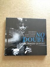 New (sealed) NO DOUBT Clark Tracey Quintet CD 5 tracks