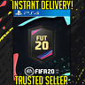 FIFA 20 - Gold Pack DLC Code PS4 Rare FUT INSTANT DELIVERY