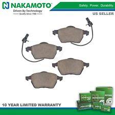 Nakamoto Front Ceramic Brake Pad Kit LH & RH for Audi A4 A6 Quattro VW Passat