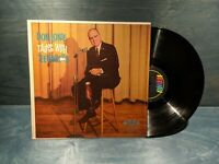 Don Lonie 2 LP Set Talks with Teenagers and Talks Again Vintage Christian Word