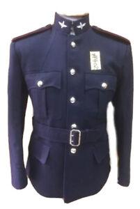 Original Mens Jacket No1 Dress Navy Blue (Size 164/100/84) Used #402