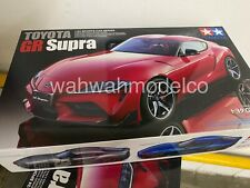Tamiya 1/24 Toyota GR Supra model car kit #24351