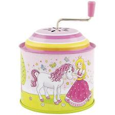 goki Musikspieldose Prinzessin rosa - Melodie: Twinkle Twinkle Little Star Lied