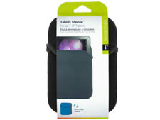 "IESSENTIALS SMALL GRAY TABLET REVERSIBLE SLEEVE 7- 8"" Inches"
