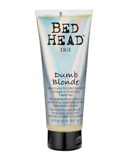 TIGI Bed Head Dumb Blonde Reconstructor Conditioner 6.76 oz. - NEW