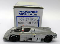 Provence Moulage 1/43 Scale Resin Kit - RR89 Sauber C9 1st LM 1989