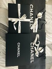 Authentic Chanel Magnetic 2 Medium And Small boxes