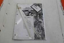 Genuine Land Rover 300TDI engine overhaul manual guide LRL0070ENG