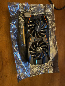 GIGABYTE NVIDIA GeForce GTX 1060 Windforce 3GB GDDR5 Graphics Card