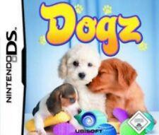 Nintendo DS 3DS DOGZ Dogs Hundesimulation mit15 Hundebabys Neuwertig