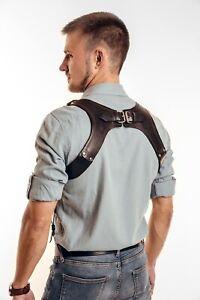 Men Suspenders, leather suspenders, personalized Suspender, Handmade Suspender,