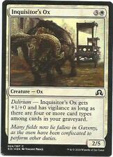 1x Foil - Inquisitor's Ox - Magic the Gathering MTG Shadows over Innistrad