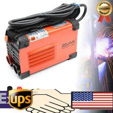 Mini Handheld Electric Welder Inverter ARC Welding Machine Tool 220V 20-250A USA