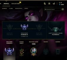 League of Legends Account, Diamond 3, EUW