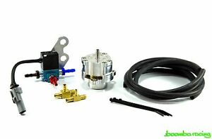 Boomba Racing 2015 + Ford Mustang Ecoboost Boost Operated Blow Off Valve