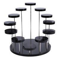 Cupcake Stand Acrylic Display Stand for Jewelry/Cake Dessert Rack Wedding