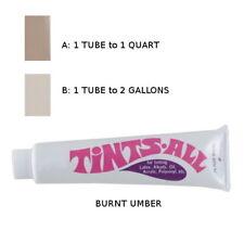 1.5 oz. Burnt Umber Tint (# 7)