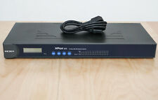 Moxa NPort 5610-16 Geräteserver 16x Serial Port RS-232
