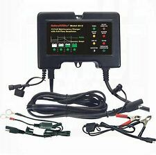 BatteryMinder 2012 12 Volt 2 Amp Battery Charger Maintainer Desulfator