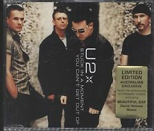 U2 - Stuck in a Moment Pt 2 CD (single)