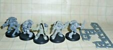 Warhammer 40k Space Marines Assault Combat Squad w/ Corvus Helmets - Beakie Mk6