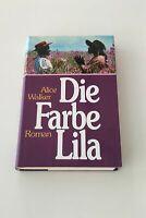Die Farbe Lila - Alice Walker   Buch < Zustand sehr gut >