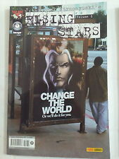 CULT COMICS 37 RISING STARS 6  CHANGE THE WORLD -  NUOVO DA MAGAZZINO