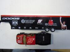Nascar Crew Cab Dodge Bill Elliott Muhammad Ali Metall limitiert 1:24 neu/OVP