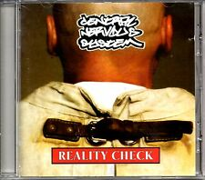 CENTRAL NERVOUS SYSTEM - REALITY CHECK - CD ALBUM