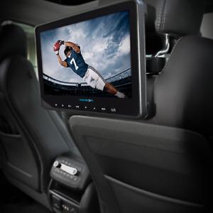 AVX10USB Audiovox Universal Seat-back Video system DVD/USB/SD/AV/Aux/HD NEW
