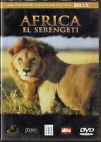 Africa. El Serengeti. Imax. DVD