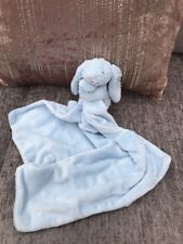 Jellycat blue lapin bunny rabbit comforter Jelly2847 blankie blanket Bashful