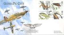 BBS1 WW2 WWII Battle of Britain Guinea Pig RAF pondlife FDC