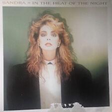 "Sandra - In The Heat o/t Night 12""Maxi VIRGIN / M. Cretu  -Vinyl LP F3"