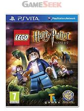 LEGO HARRY POTTER - YEARS 5-7 - PLAYSTATION PS VITA BRAND NEW FREE DELIVERY