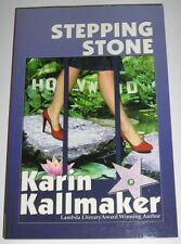 Karin Kallmaker STEPPING STONE Bella Books NEW Lesbian Romance tspb