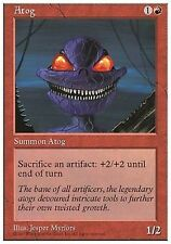 4x Atog MTG MAGIC 5E 5th Edition English