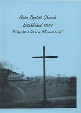 Union Baptist Church Leicester NC Buncombe County History Book Asheville Records