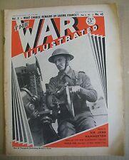 The War Illustrated Magazine. Vol. 3. No. 45. July 12th, 1940. John Hammerton.