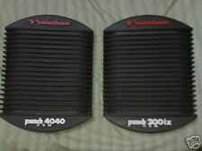 Rockford Fosgate 'The Punch' 200ix & 4040DSM