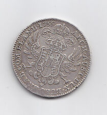 L646-OSTERREICH-AUSTRIA-MARIA TERESA 1755 IMP GERM. UNGAR. G BALDWIN