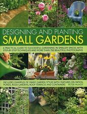 Designing and Planting Small Gardens by Peter McHoy English