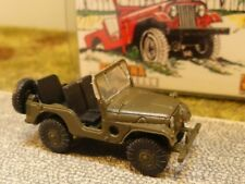 1/87 Brekina Jeep Universal Military Version 58901