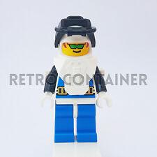 LEGO Minifigures - 1x aqu002 - Aquanaut - Omino Minifig Aquazone Aquanauts