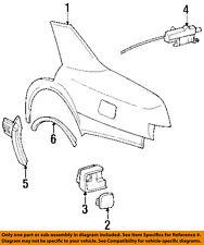 Cadillac GM OEM 92-97 Seville Fender-Wheel Flare Molding Left 20720413