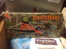 Crossdart arco y flecha de ballesta Tiro Con Arco Set Inc 6 competencia Dardos Nueva En Caja