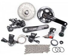 Shimano Deore XT M8000 Double Groupset Group M8020-L 2x11 Speed