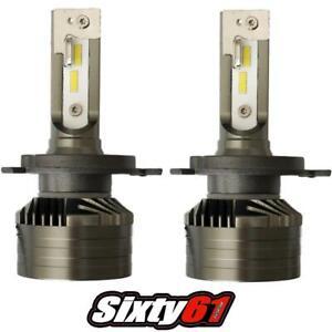 Arctic Cat ZR 8000 2014-2021 LED Bulb 35W Hi-Low Headlight High Power 5000 Lumen